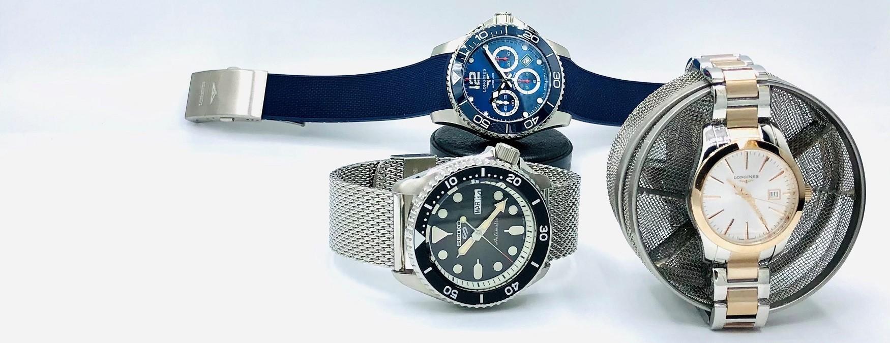 Relógios intemporais